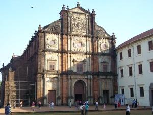 Bom Jesus Basilica, Panaji