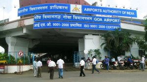 Dabolin Airport, Goa