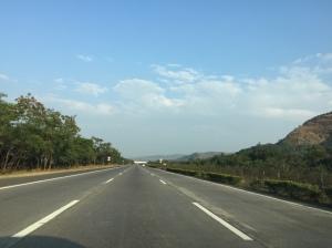Panaromic Mumbai-Pune Expressway