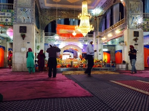 The Prayer Hall