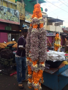 The Lord Shiva's favorite flower(madar) garland