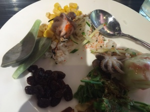 Rice with Octopuses