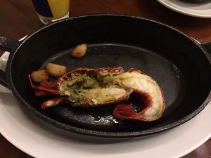 Pick of Trip:Lobster