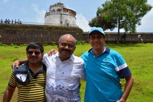At Fort Aguada