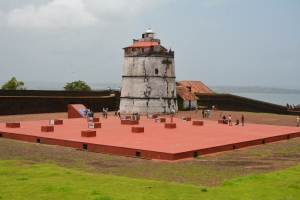 Water Storage Tank at Fort Aguada