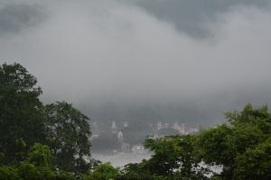 Ganges Near Rishikesh
