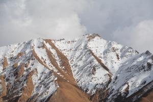 Mountains at Indo-Tibet Border